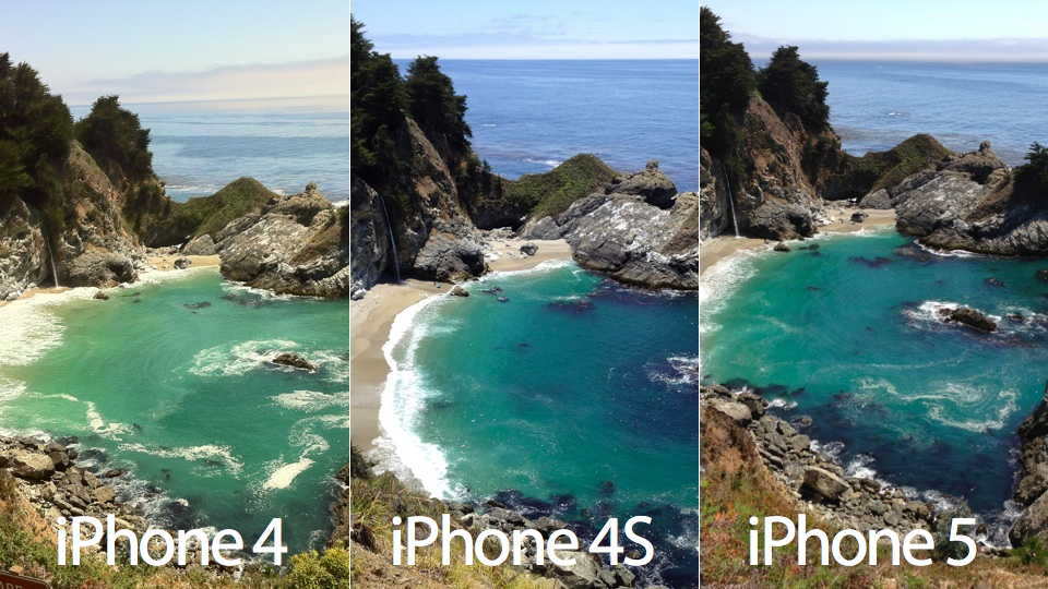Camera Iphone 4s vs 5s Iphone 5 vs Iphone 4s Camera