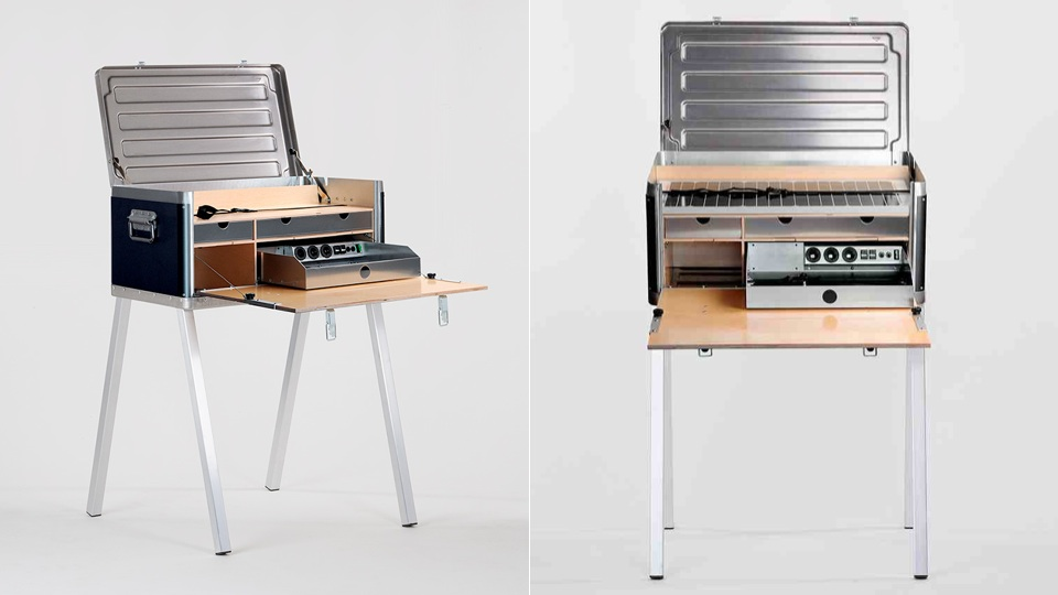 portable office desks. this portable desk is packed with power to keep you working anywhere office desks e