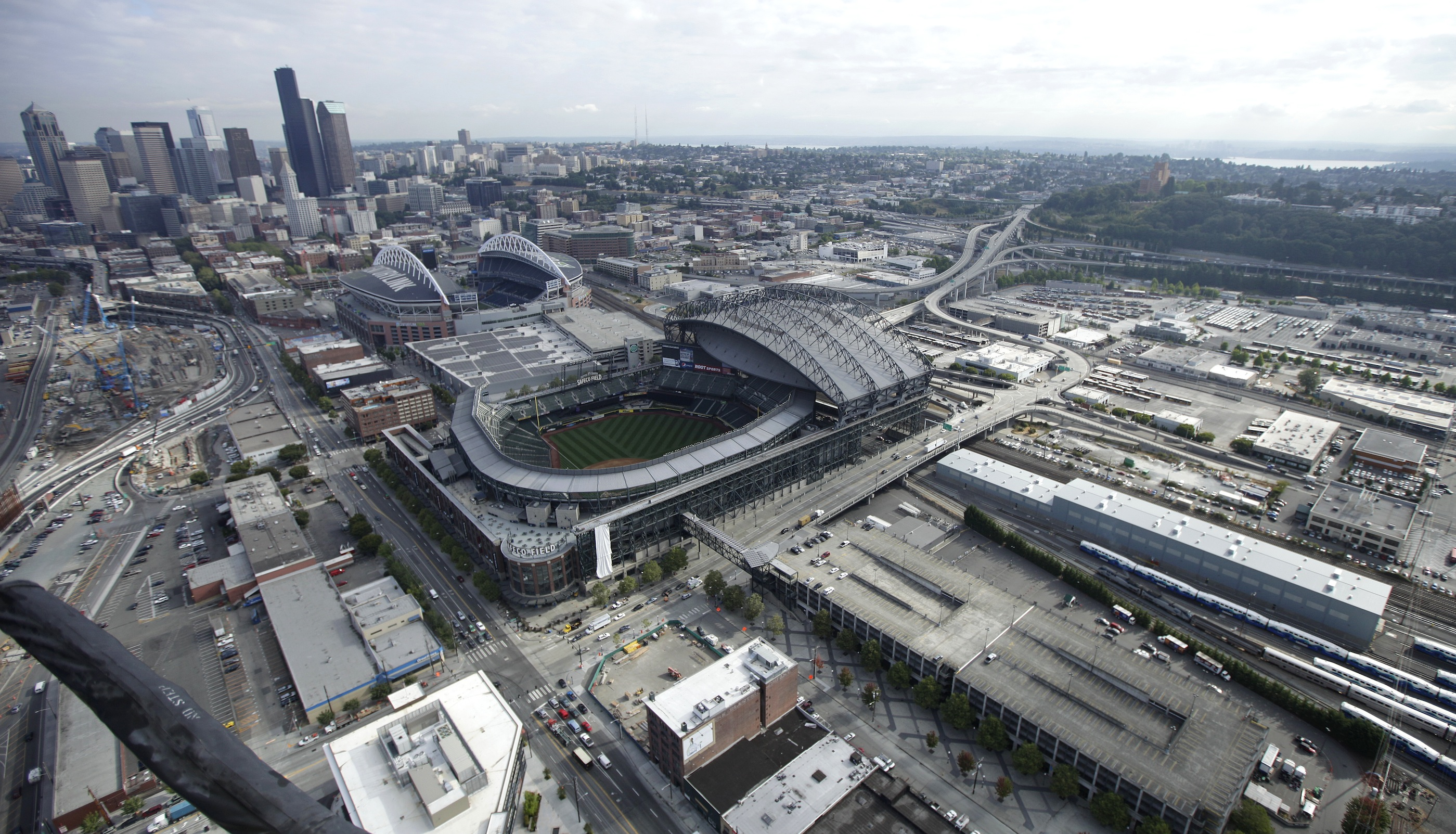 Why The Mariners Are The Biggest Opponents Of A New NBA Arena I…