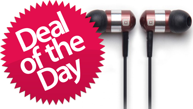 These Moxy Earphones Are Your Dealzmodo-Exclusive Deal of the Day [Dealzmodo]