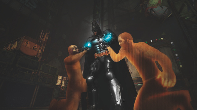 Batman: Arkham City Looks, Um, Different on the Wii U  [UPDATE]