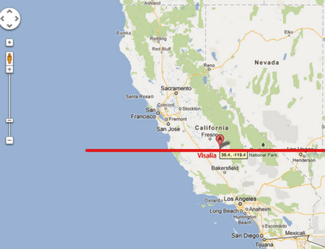 Answer: Northern vs. Southern California