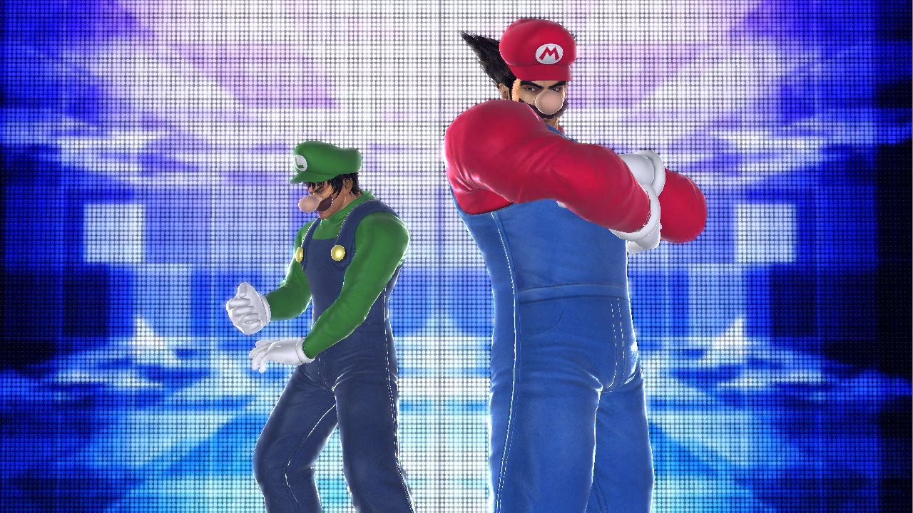Click here to read Dress Heihachi Up as Mario, Kazuya as Link in the Wii U Version of &lt;em&gt;Tekken Tag Tournament 2&lt;/em&gt;