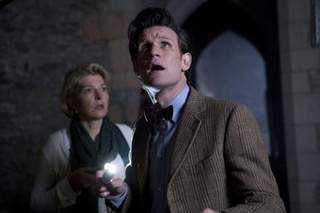 "Doctor Who - ""The Power of Three"" Photos"