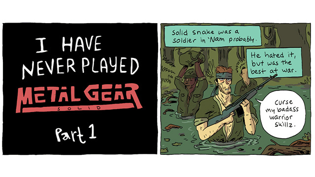 Metal Gear's Insane Plot, as Told by Someone Who Hasn't Played the Games