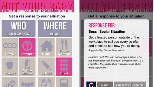 Genius Canadian App Generates Snappy Comebacks to Street Harassment
