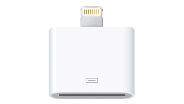 The iPhone 5 Will Ship With a Free Lightning to 30-pin Adapter After All (Update: Maybe Not!)