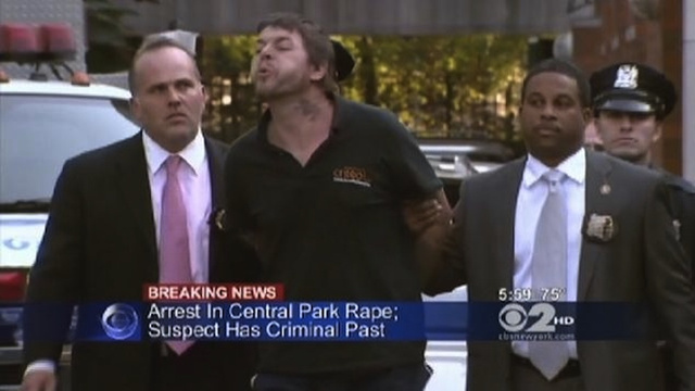 Holy Crap the Central Park Rape Suspect is Terrifying