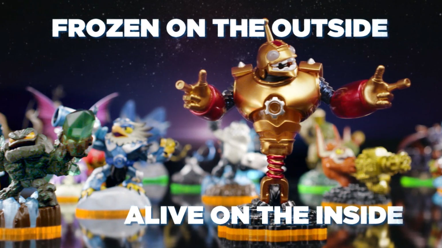 Latest Trailer Reveals the Hellish Tortured Existence of the Skylanders [Skylanders]