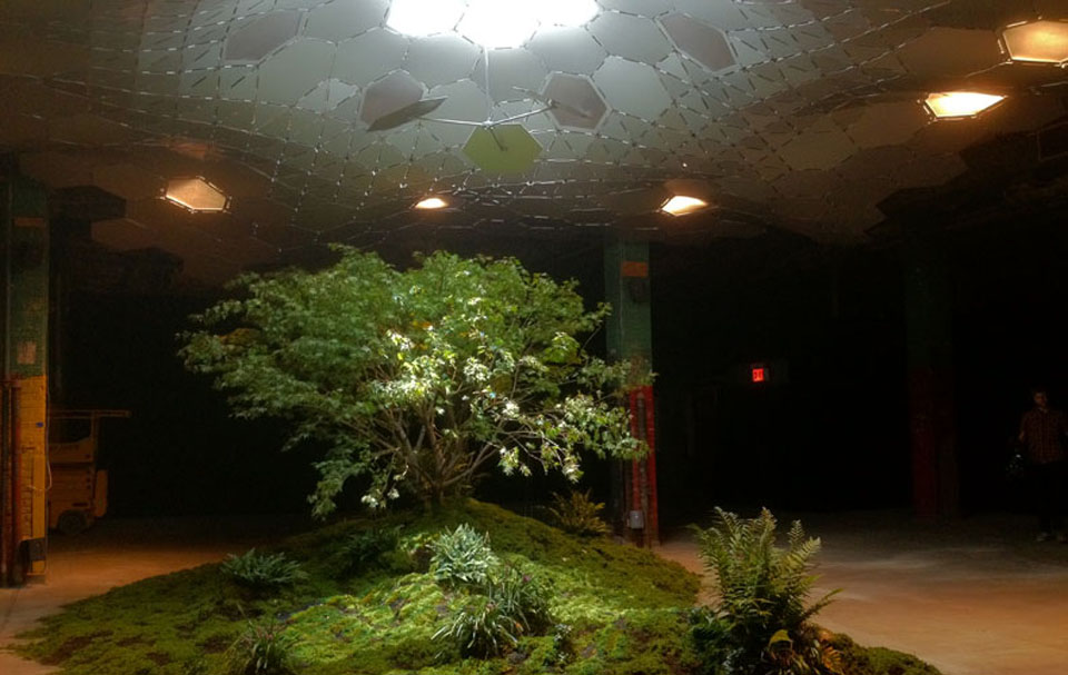 Click here to read How NYC's Underground Park Will Stay Well-Lit and Alive