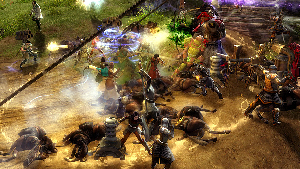 Guild Wars 2 WvW End-game