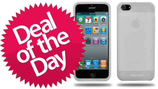 These iPhone 5 Cases Are Your Investment-Protecting Deal of the Day [Dealzmodo]