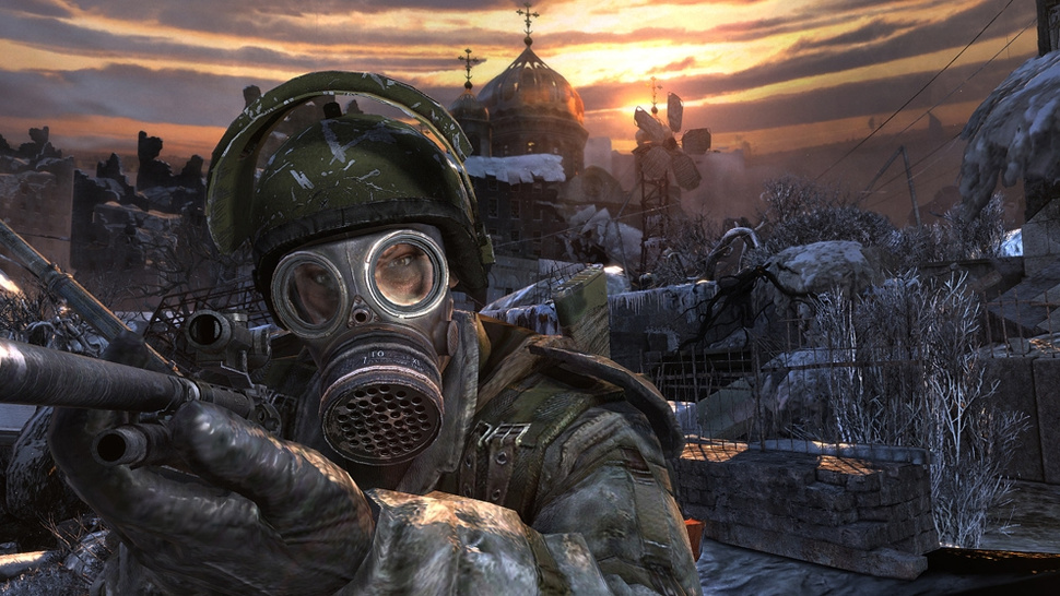 Russian post-apocalyptic phenomenon <em>Metro 2033</em> could become a movie at last