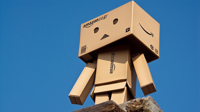 Why Amazon Wants To Make You Pay Sales Tax