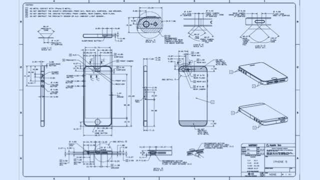 Click here to read Here Are the Blueprints for the iPhone 5