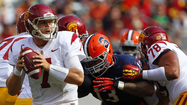 Deadspin's College Football Top 25 Or So: But Were They Six Impressive Touchdown Passes?