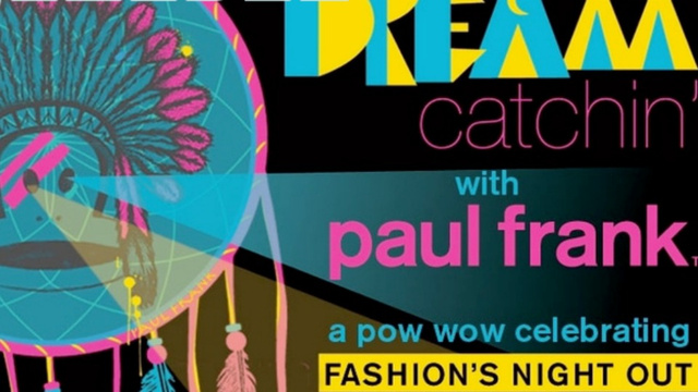 "Paul Frank Actually Doing a Good Job Apologizing For That Racist ""Dream Catchin'"" Theme Party"