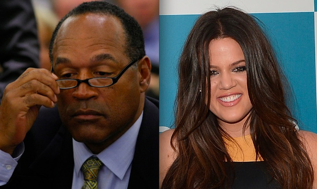 There's A Microscopic Chance That O.J. Simpson Is Khloe Kardashian's Dad