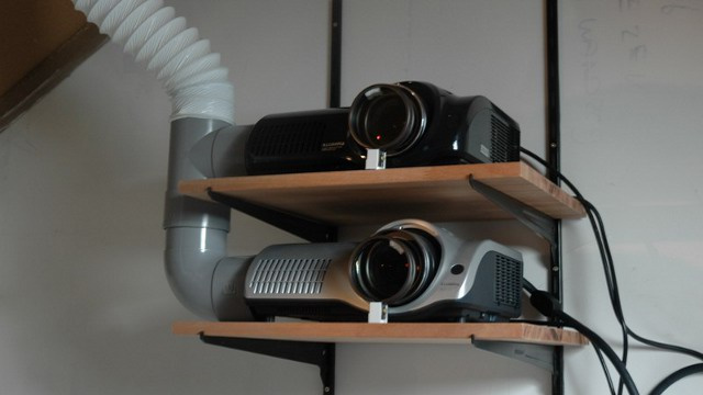 Build a Passive 3-D Projection System