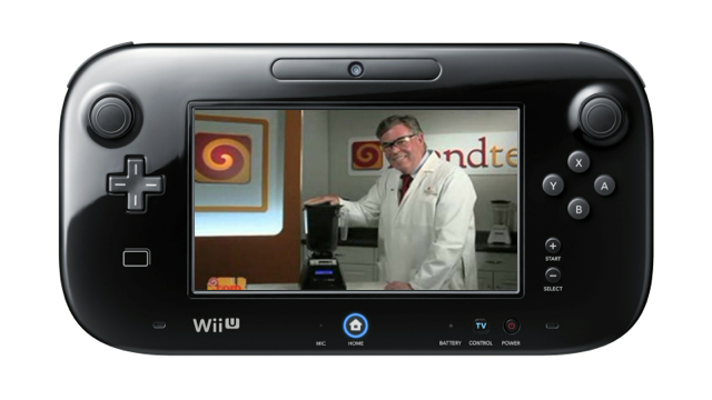 Click here to read If You Put Your Wii U GamePad in a Blender, Yes, Nintendo Will Sell You a Replacement
