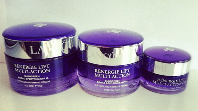 FDA Yells At Lancôme For Making Anti-Aging Cream Sound Like Magic Drug