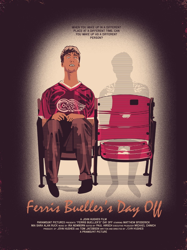 Outrageous movie fan theories illustrated in offbeat movie posters