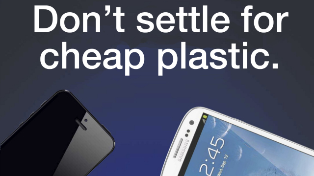 Click here to read Surprise! Apple Fans Turn Samsung's iPhone 5 Attack Ad on Its Head