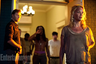 Walking Dead EW Photos