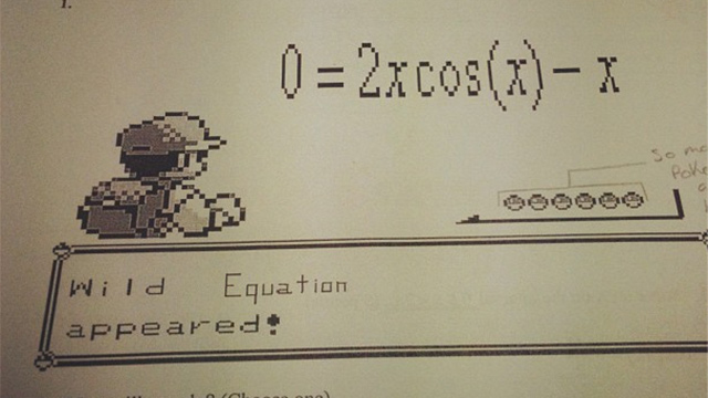 Click here to read The Greatest Calculus Test of All Time
