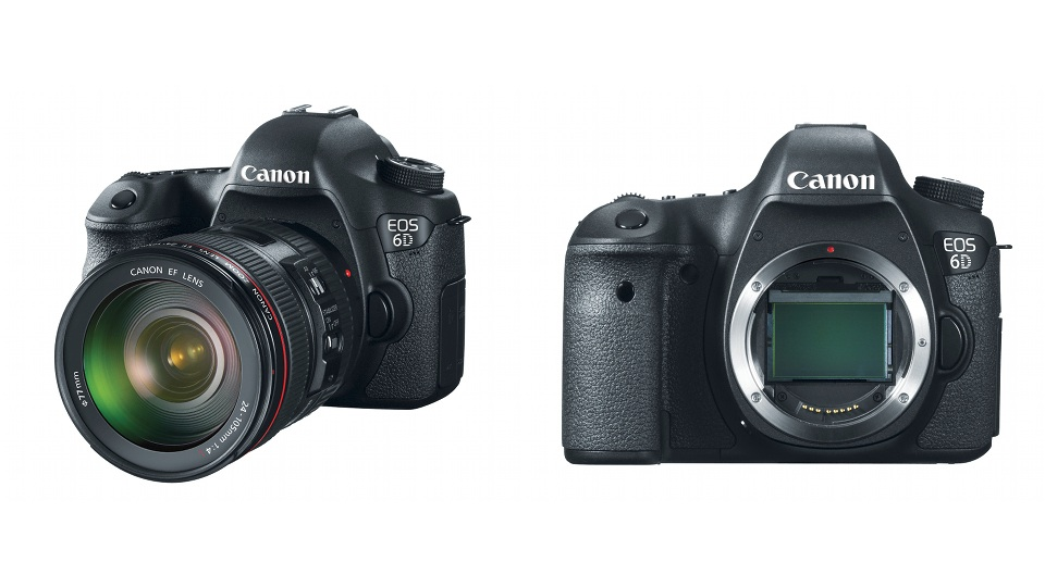 Canon EOS 6D: The Cheapest Full-Frame DSLR Ever | Gizmodo Australia