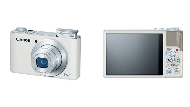 Canon PowerShot S110: A Hot Touchscreen Is Exactly What Canon's Best Point-and-Shoot Needed