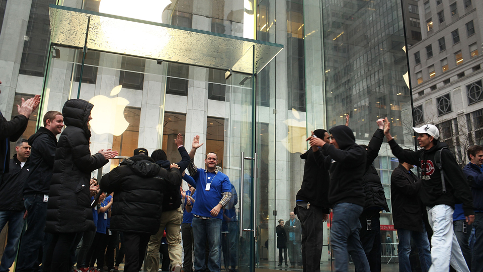 Click here to read Sitting in Line for an iPhone Has Somehow Gotten Even Sadder