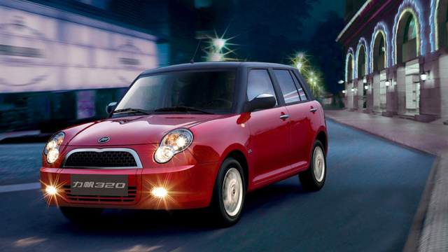 The Ten Most Embarrassingly Obvious Car Knockoffs
