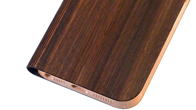 This Beautiful Wooden Book Case Is the First iPhone 5 Accessory We Actually Want