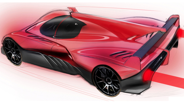 This Gorgeous Hi-Tech Ferrari Race Car Might Battle At Le Mans As A Privateer