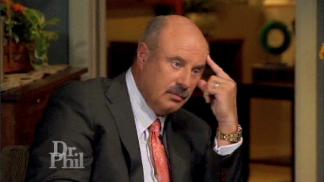 Watch the Best of the Worst Moments of Dina Lohan's Dr. Phil Interview