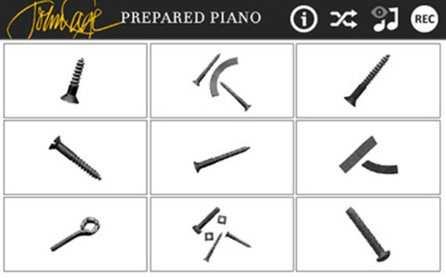 Prepared Piano Gallery