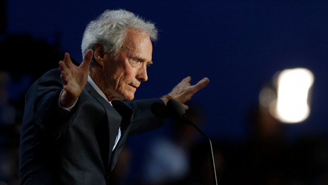 Clint Eastwood Still Won't Admit That His RNC Speech Was Terrible