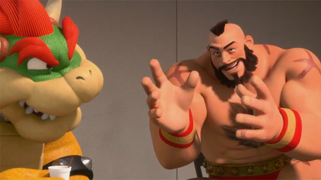 Why Bowser is in Disney's New Movie, But Mario Isn't