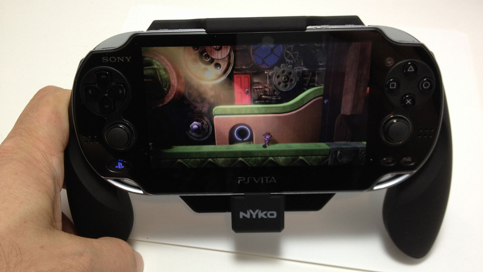 <em>LittleBigPlanet Vita</em> is an Excellent Reason to Pick Up a Nyko Power Grip