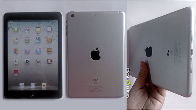 xlarge iPad Mini To Be Revealed Today
