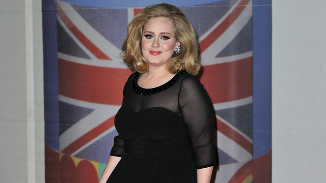 Adele Asks Burberry To Make Plus-Size Clothes
