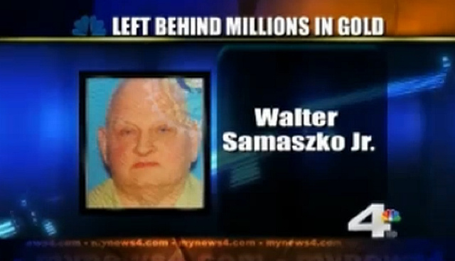 Hoarder Who Died With Two Benjamins in the Bank Was Sitting on Millions in Gold Coins
