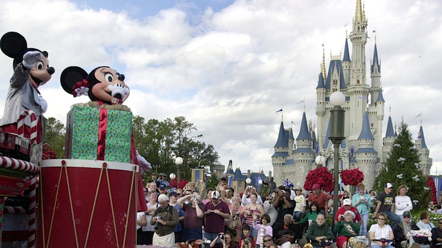 Disney to Finally Serve Booze at the Magic Kingdom in Orlando