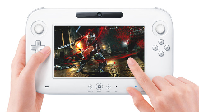 Ninja Gaiden 3 for Wii U Gets Dragon Sword-style Touchscreen Controls