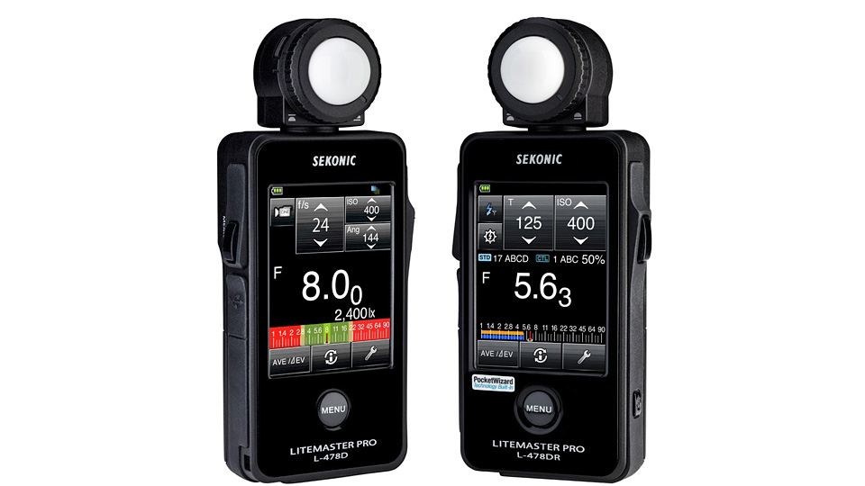 Click here to read Touchscreen Light Meter Makes You Wonder Why They Didn't Make This an iPhone Accessory