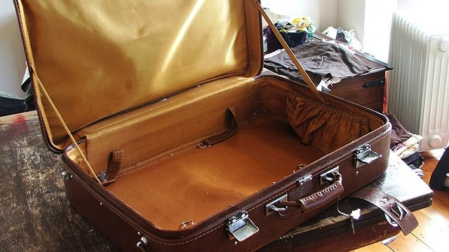 Click here to read Haul Your Luggage Out Weeks Before a Long Trip to Toss in Random Items