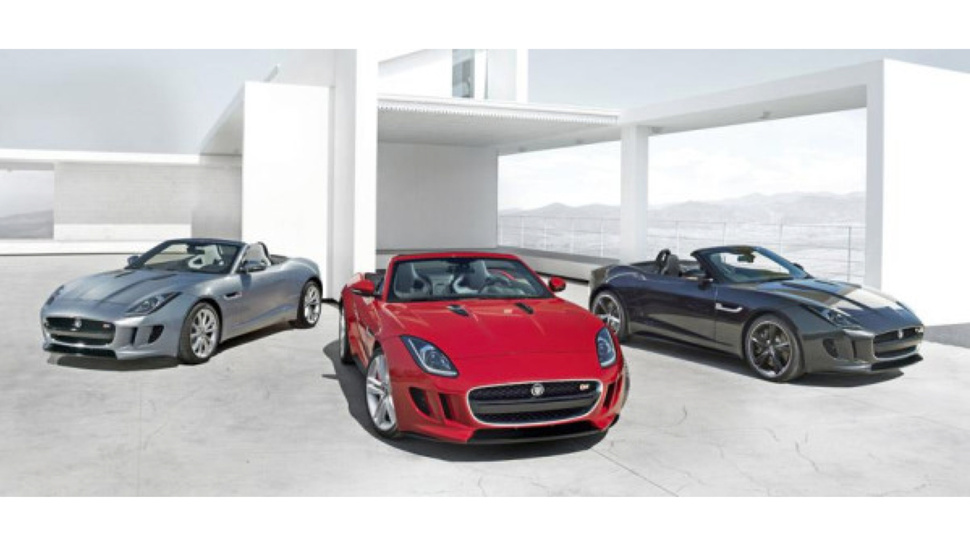 Jaguar F-Type: This Is Definitely It