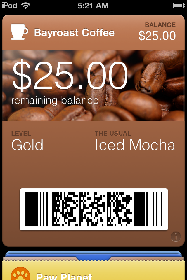 How to Manage Tickets, Gift Cards, and More with Passbook