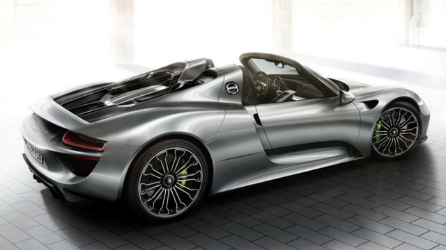 porsche 800 horsepower 78 mpg hybrid 918 spyder the ill. Black Bedroom Furniture Sets. Home Design Ideas